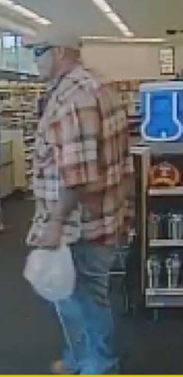 Pigeon Forge Walgreens Armed Robbery Suspect