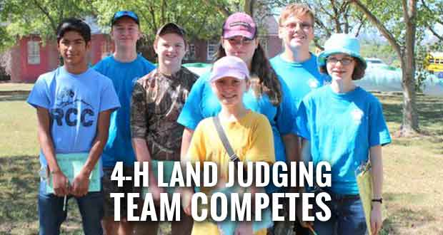 Sevier County Fields First Land Judging Team in Over 25 Years