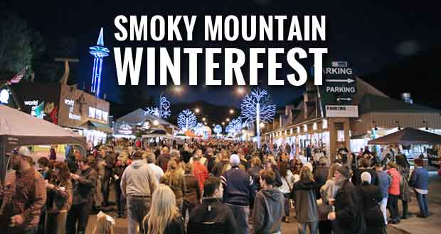 Gatlinburg Celebrates Winter Magic Kickoff with Chili Cookoff