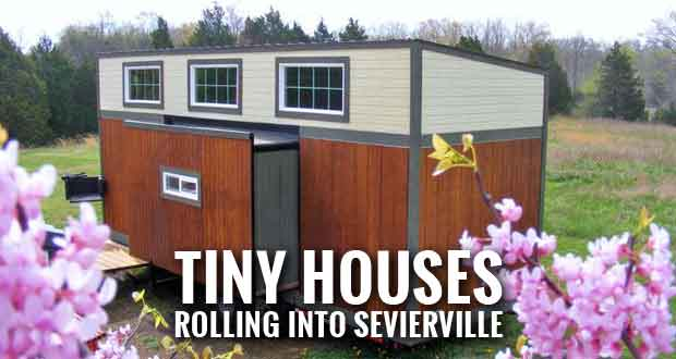 Simpler, Less Cluttered Life a Goal of Tiny House Living