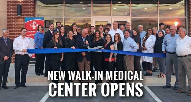 AFC Urgent Care/Family Care in Sevierville Celebrates Grand Opening