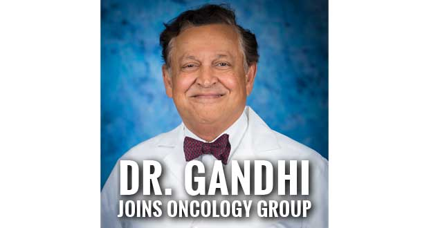 Thompson Oncology Group Welcomes Dr. Jitendra Gandhi