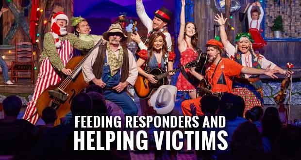 Fee/Hedrick Donates $100,000 to Smoky Mountain Fire Relief