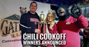 Winterfest Kickoff and Chili Cookoff Competitors Take Home Top Honors