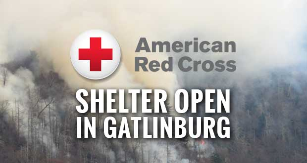 Gatlinburg Fire Prompts Voluntary Evacuation of Neighborhood