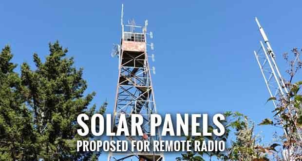Park Invites Public Comment on Mt. Sterling Solar Project