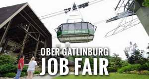 Full-Time and Year-Round Positions Open at Ober Gatlinburg Job Fair