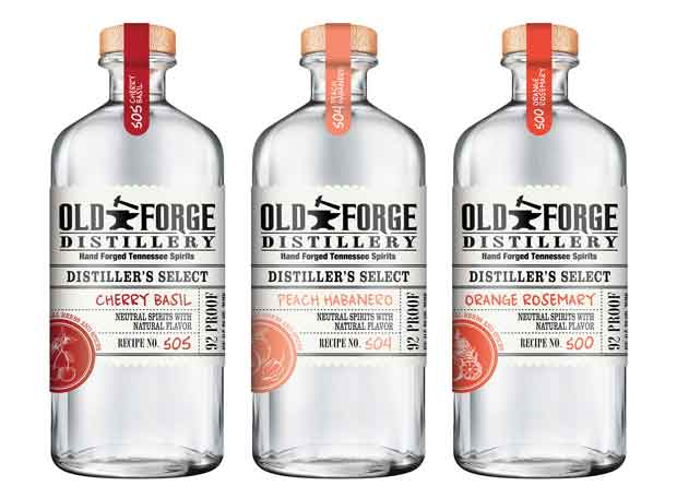 Old Forge Distillery Releases Tennessee Roots and Distiller's Select Spirits
