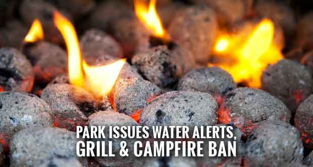 Smokies Bans All Campfires and Open Grills Due to Fire Risk