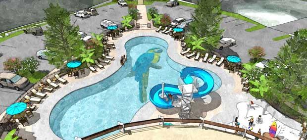 Margaritaville Resort, LandShark Restaurant Coming to Gatlinburg