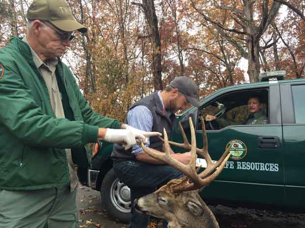 TWRA Deer Poaching Case in Jefferson County