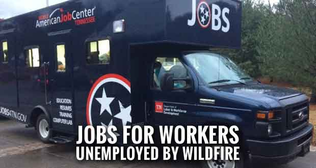 $5.8M Grant to Create Disaster Relief Employment for Wildfire Affected Workers