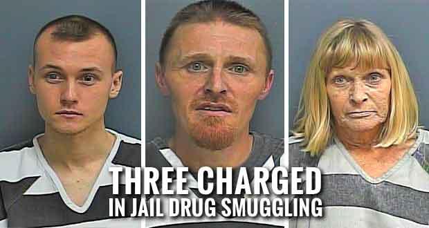 Corrections Officer Arrested for Smuggling Narcotics
