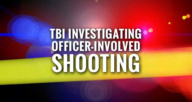 Woman Shot After Chase from Gatlinburg to Cosby, Running Down Officer