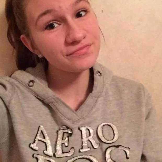 Cassie Fitch missing from Pigeon Forge, Tenn.
