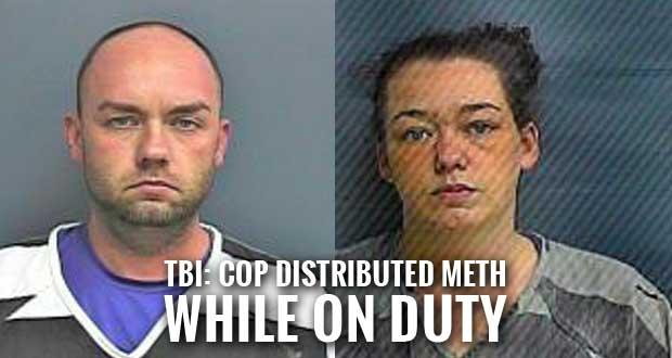 Former Gatlinburg Police Officer among Two Indicted on Drug Charges