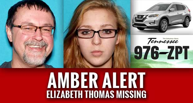 TBI Still Searching for Tennessee Teen Taken by Teacher