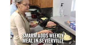 Red Bank Baptist Church joins SMARM Hot Meals for Hungry Hearts Program