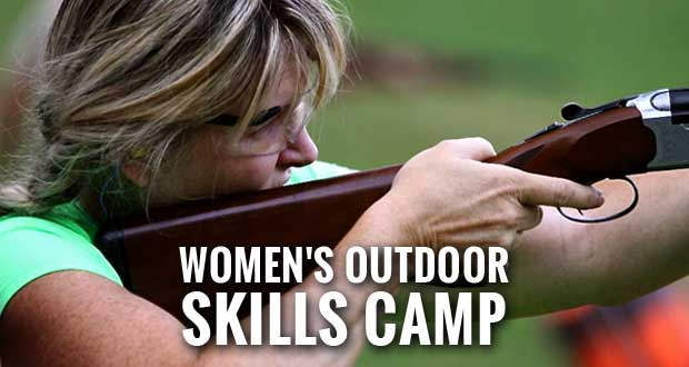 Learn Outdoors Skills at TWRA Becoming an Outdoors Woman Workshop