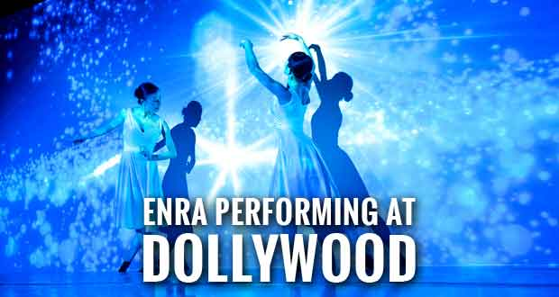 Spring Break at Dollywood to Feature enra from America's Got Talent