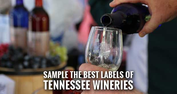 Gatlinburg's Smoky Mountain Wine Fest Tickets on Sale