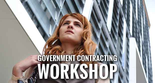 SCORE Workshop to Help Small Businesses Secure Government Contracts