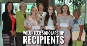 LeConte Volunteer Scholarships Help Those Pursuing Career in Healthcare