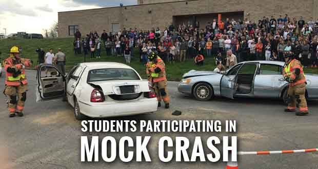 Gatlinburg Fire, Police to Conduct Mock Crash at Gatlinburg Pittman High School