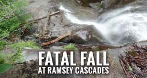 Hiker Dies in Fall from Ramsey Cascades Waterfall in Smokies