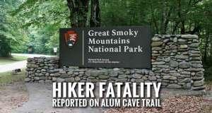 Smokies Hiker Dies after Medical Emergency on Alum Cave Trail