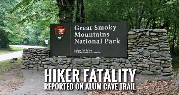 Smokies Hiker Dies after Medical Emergency on Alum Cave Trail