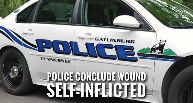 Woman died from a self-inflicted stab wound in Gatlinburg.