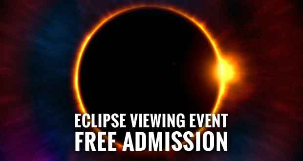 Official NASA Eclipse Event at King's Academy Open to the Public