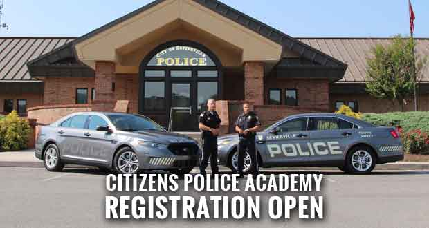 Free Citizens Police Academy Gives Glimpse of Local Police Work