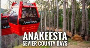 Visit the New Anakeesta Attraction During Sevier County Days