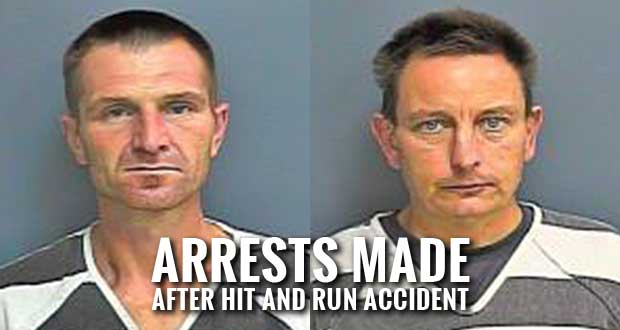 Sevierville Hit and Run Driver Captured after Foot Chase
