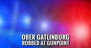 Gatlinburg Police Searching for Ober Gatlinburg Armed Robbery Suspect