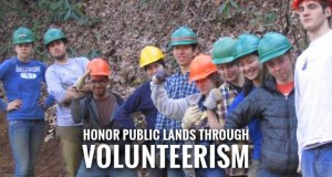 Smokies Plans Trail Rehab Project for National Public Lands Day