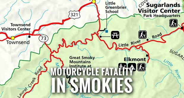 74-Year-Old Man Killed in Smokies Motorcycle Crash