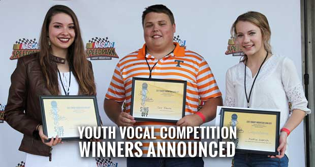 Youth Shine at First Smoky Mountain Sing Off