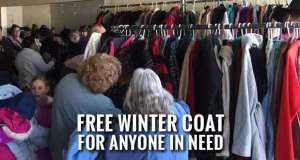 SMARM's Annual Winter Coat Day to be Held Saturday in Sevierville