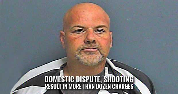 Sevier County Man Facing Attempted 2nd Degree Murder Charges