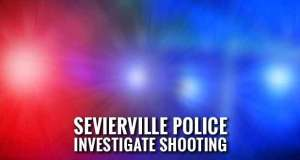Man Shot During Dispute at Sevierville Residence