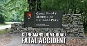 Indiana Woman Dies in Single-Car Accident on Clingmans Dome Road