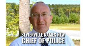 New Police Chief No Stranger to Sevierville, Challenges of Tourism
