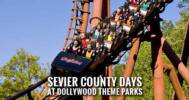 Dollywood Sevier County Days a Great Way to Kick Off Summer
