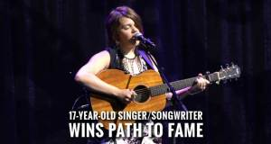 Brenna Beatty Wins Pigeon Forge Path to Fame Talent Competition