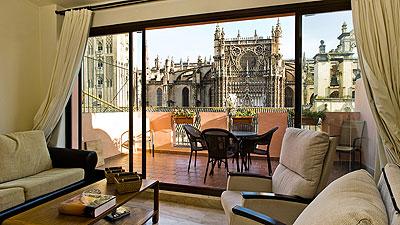 Alquiler de Apartamentos Tursticos en Sevilla CATEDRAL  Apartamentos Vacacionales en Sevilla
