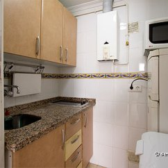Kitchen Machine Giagni Fresco Stainless Steel 1-handle Pull-down Faucet Apartment Gravina, Seville