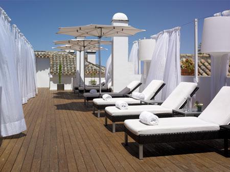 Hotel Casa del Rey de Baeza 4 star hotel in Seville